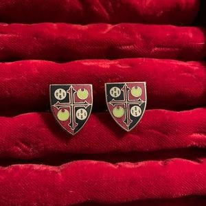Shields Coat of arms cufflinks